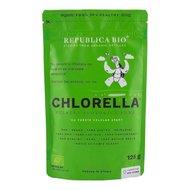 Chlorella, pulbere ecologica pura Republica BIO, 125 g