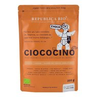 Ciococino baza pentru ciocolata calda ecologica Republica BIO, 200g
