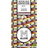 Ciocolata belgiana artizanala cu alune de padure, Republique Dominicaine, eco 70g, Millesime