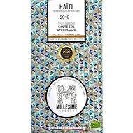 Ciocolata belgiana artizanala Speculoos, Haiti, eco 70g, Millesime