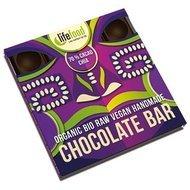 Ciocolata cu 70% cacao si chia raw bio 35g Lifefood PROMO