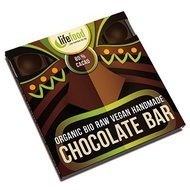 Ciocolata cu 80% cacao raw bio 35g Lifefood PROMO