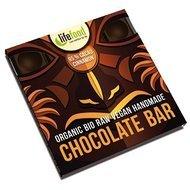 Ciocolata cu 95% cacao si scortisoara raw bio 35g Lifefood