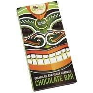 Ciocolata cu seminte de canepa raw bio 70g Lifefood PROMO