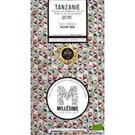 Ciocolata neagra 90% belgiana, artizanala, Tanzanie, eco 70g, Millesime