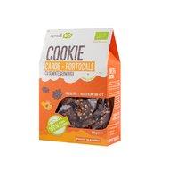 Cookie eco cu carob, portocale si seminte germinate, Petras Bio, 80g