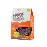 Cookie eco cu fructe, cacao si seminte germinate, Petras Bio, 80g