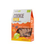 Cookie eco cu lamaie si seminte germinate, Petras Bio, 80g