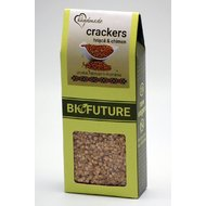 Crackers din hrisca cu chimen 100gr