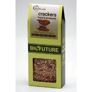 Crackers din hrisca cu scortisoara 100g