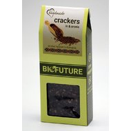 Crackers din in si aronia 100gr