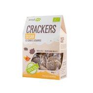 Crackers eco cu susan si seminte germinate, Petras Bio, 80g
