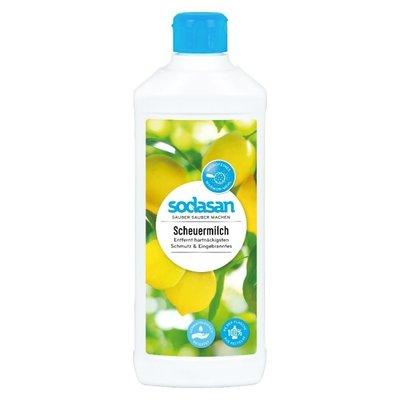 Crema Abraziva Bio Pentru Curatat Suprafete 500 ml Sodasan