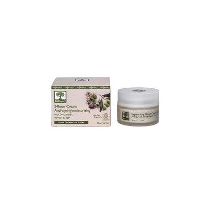 Crema Bio Regeneratoare 24 Ore, antiimbatranire si hidratanta, 50ml