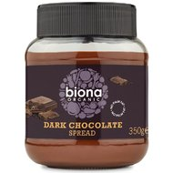 Crema de ciocolata dark bio 350g Biona