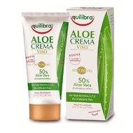 Crema de fata anti-imbatranire cu Aloe Equilibra, 50 ml