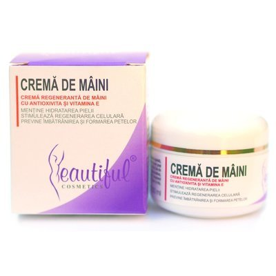 Crema de maini Antioxivita 50ml