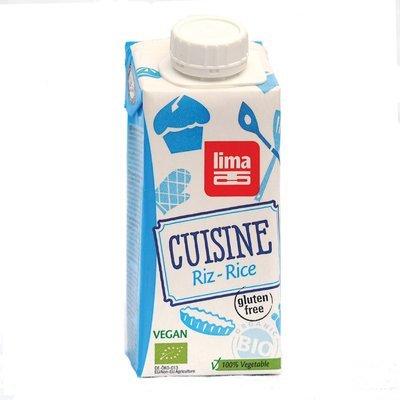 Crema de orez bio 200ml Lima PROMO