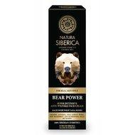 Crema intensiva antirid pentru barbati, cu plante siberiene, Bear Power - Natura Siberica, 50ml