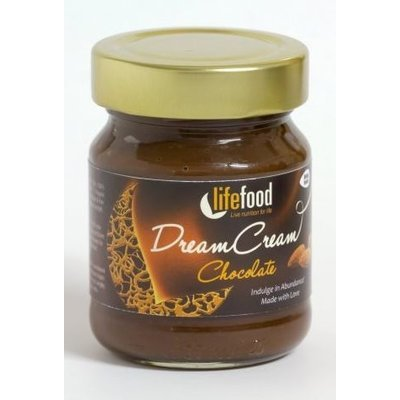 Crema raw Dream Cream cu ciocolata bio 150g Lifefood