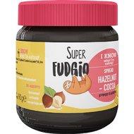 Crema tartinabila cu alune de padure si cacao bio 190g Super Fudgio