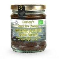 Crema tartinabila raw cu ciocolata si migdale bio 250g Carley's