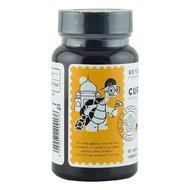 Curcuma Ecologica (Turmeric) din India (405 mg) Republica BIO, 60 capsule (30 g)