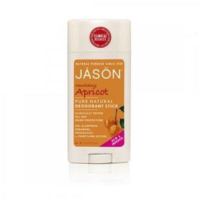 Deodorant stick bio cu caise Jason PROMO