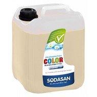 Detergent Bio Lichid Rufe Albe si Color 5 L Sodasan