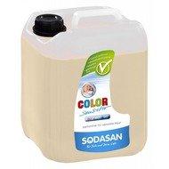 Detergent Bio Lichid Rufe Albe si Color Sensitiv Hipoalergen 5 L Sodasan
