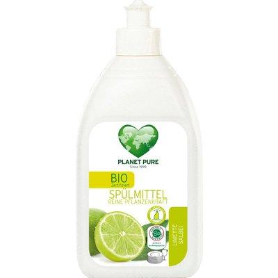 Detergent bio pentru vase - lamaie si salvie - 510ml Planet Pure