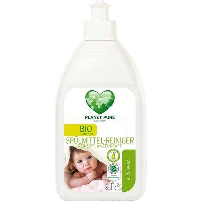 Detergent bio pentru vasele copiilor - aloe vera - 510ml Planet Pure