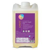 Detergent ecologic lichid pt. rufe albe si colorate cu lavanda 5L, Sonett