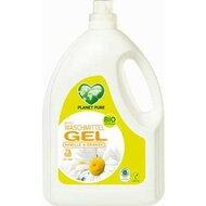 Detergent GEL bio de rufe colorate musetel - portocale - 3L Planet Pure