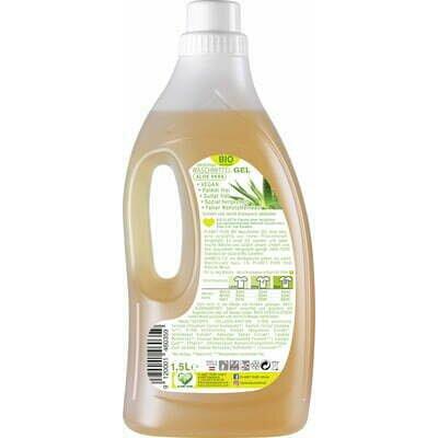 Detergent GEL bio de rufe cu aloe vera - 1.5L Planet Pure