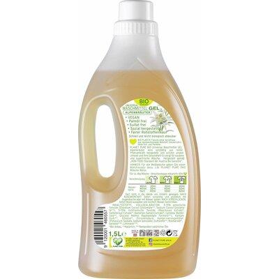 Detergent GEL bio de rufe cu flori de munte - 1.5L Planet Pure