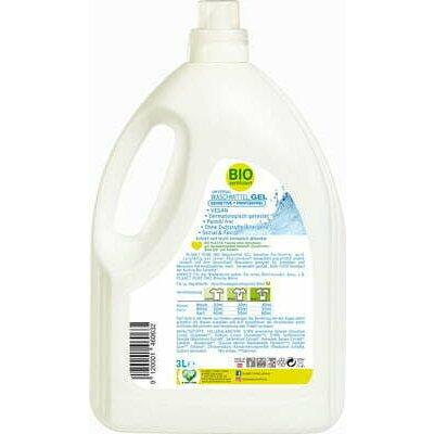 Detergent GEL bio de rufe hipoalergen fara parfum - 3L Planet Pure