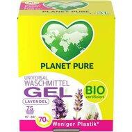 Detergent GEL bio de rufe - lavanda - 3L Planet Pure