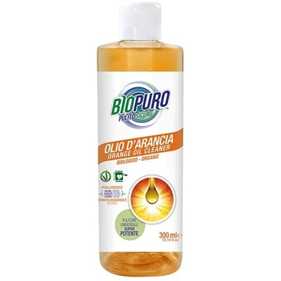 Detergent hipoalergen concentrat universal cu ulei de portocale bio 300ml