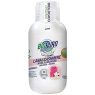 Detergent hipoalergen pentru lana, matase, angora si casmir bio 500ml Biopuro