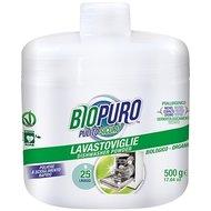 Detergent hipoalergen praf bio pentru masina de spalat vase 500g