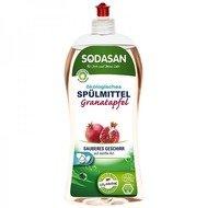 Detergent Vase Lichid Bio Rodie 1 L Sodasan