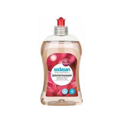 Detergent Vase Lichid Bio Rodie 500 ml Sodasan