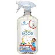 Solutie de curatare pentru jucarii si camera bebelusului, fara miros, 500ml