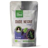 Dude negre deshidratate raw bio 250g