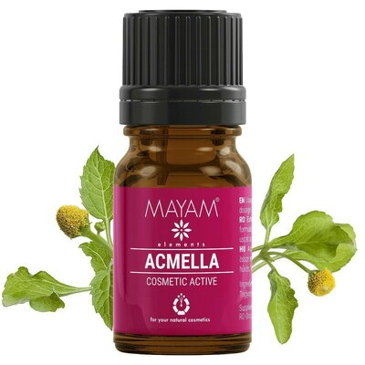 Extract de Acmella, antirid decontractant, 5 ml