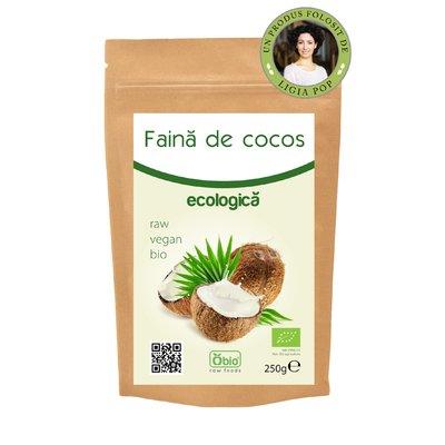 Faina de cocos bio 250g Obio