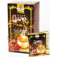 Gano Cafe 3-in-1, cu ganoderma, 20 dz x 21g