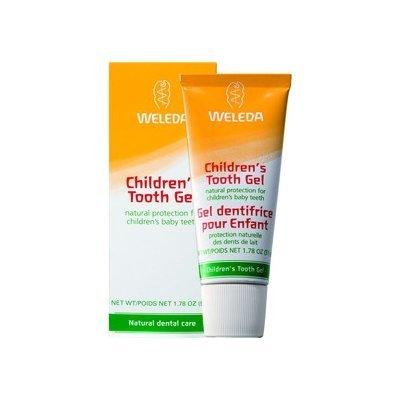 Gel de dinti pentru copii cu galbenele bio 50ml, Weleda