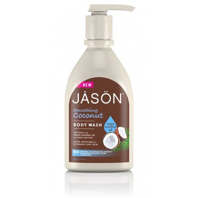Gel de dus cu cocos bio, 887 ml Jason